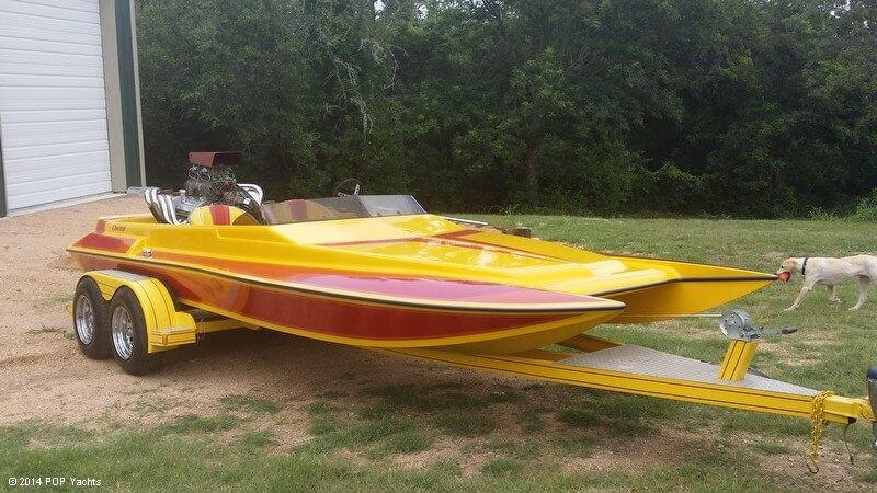 1994 Liberator 21 Drag Boat - Photo #28
