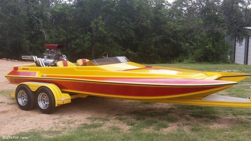 1994 Liberator 21 Drag Boat - Photo #33