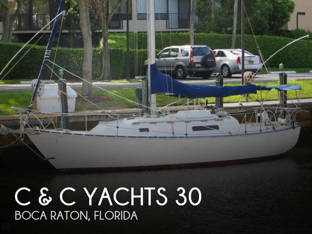 1973 C & C Yachts 30 - Photo #1