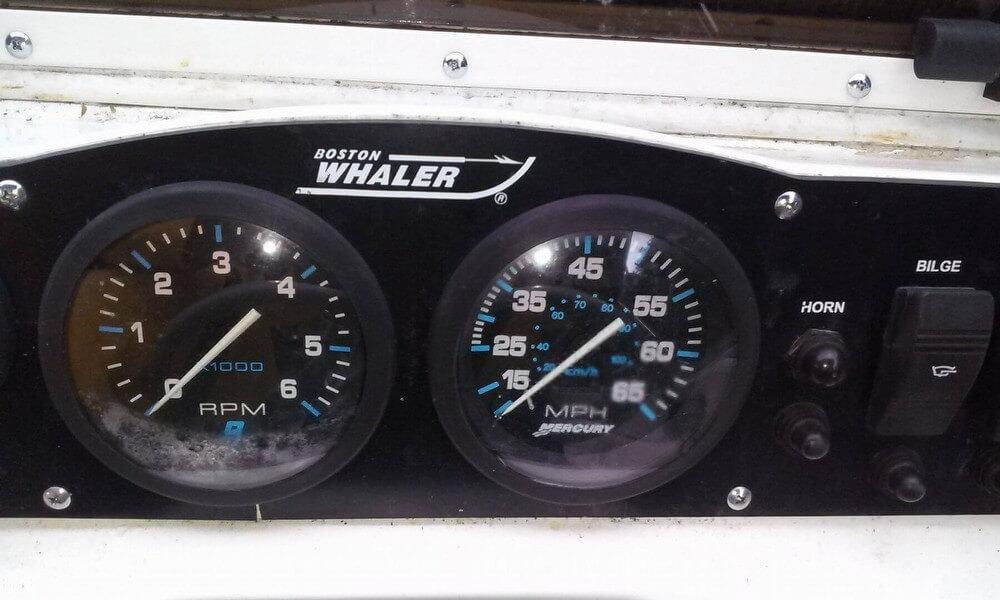 2000 Boston Whaler 21 Ventura - Photo #11
