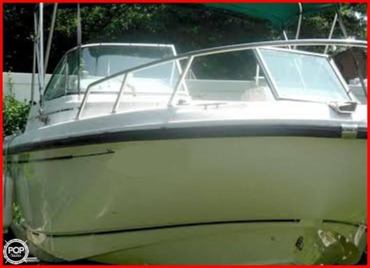 2000 Boston Whaler 21 Ventura - Photo #3
