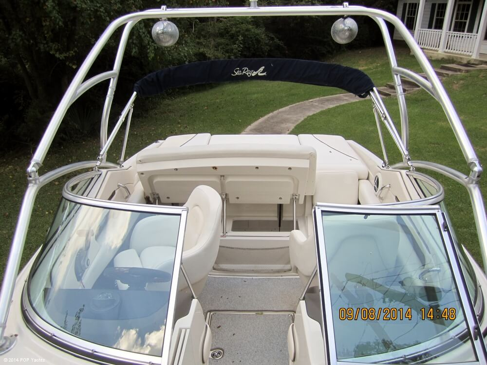 2008 Sea Ray 210 Select - Photo #7