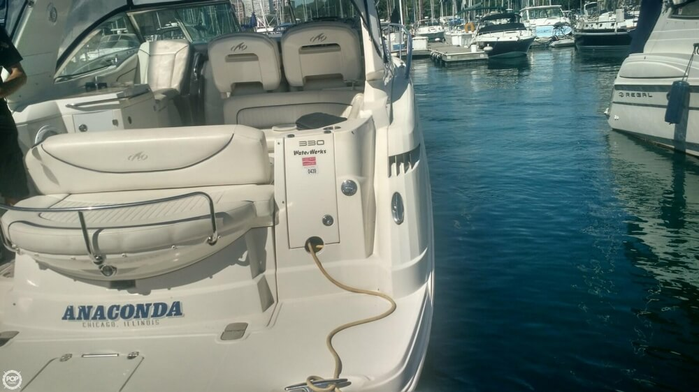 2007 Monterey boat for sale, model of the boat is 330 Sport Yacht & Image # 8 of 41