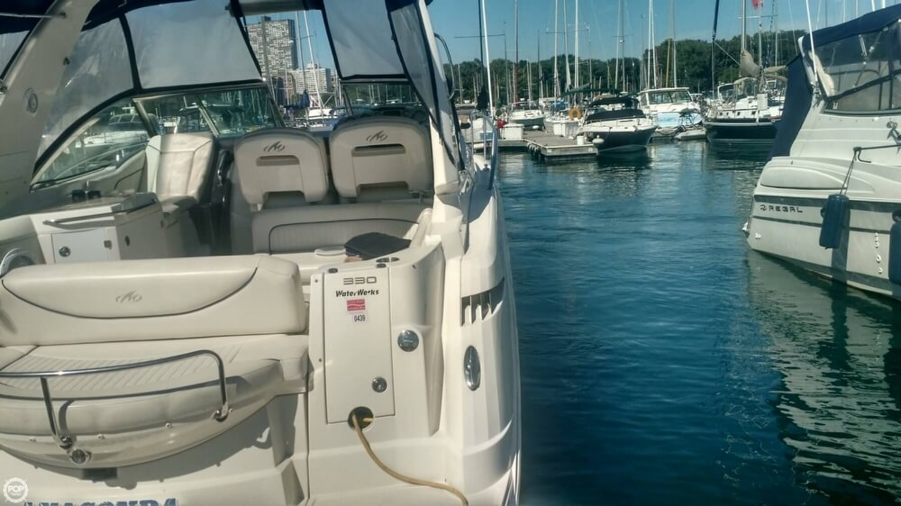 2007 Monterey boat for sale, model of the boat is 330 Sport Yacht & Image # 9 of 41