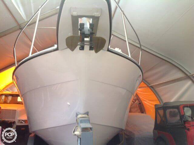 1993 Four Winns boat for sale, model of the boat is 285 Express & Image # 9 of 29
