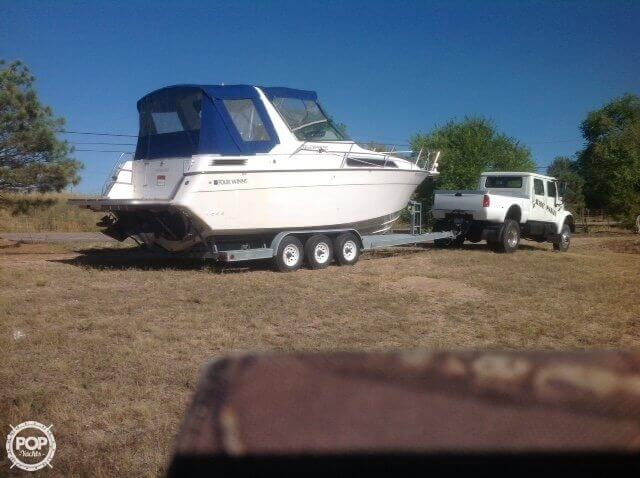 1993 Four Winns boat for sale, model of the boat is 285 Express & Image # 13 of 29