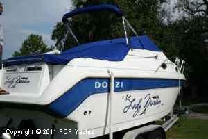 1998 Donzi 255 LXC - Photo #2