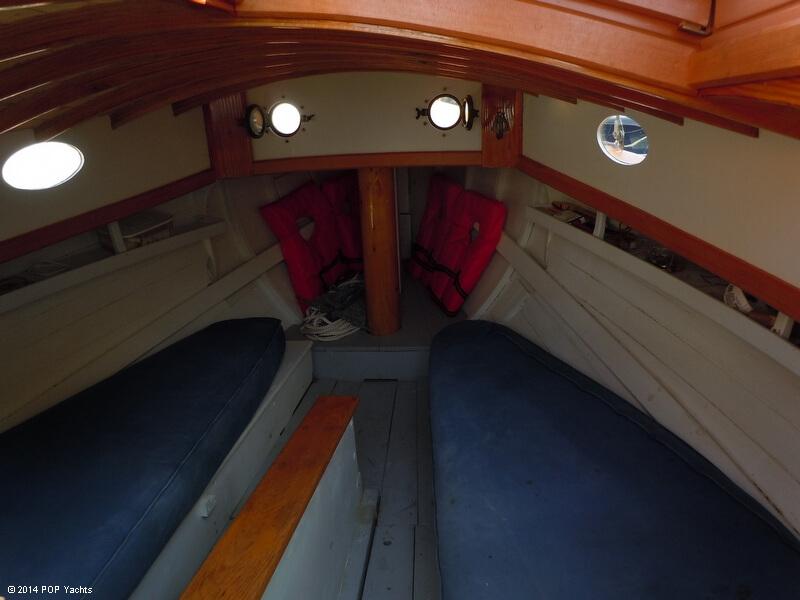1935 Custom 22 Antique & Classic Catboat - Photo #33