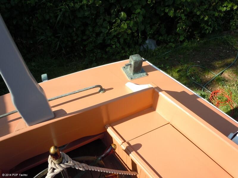 1935 Custom 22 Antique & Classic Catboat - Photo #35