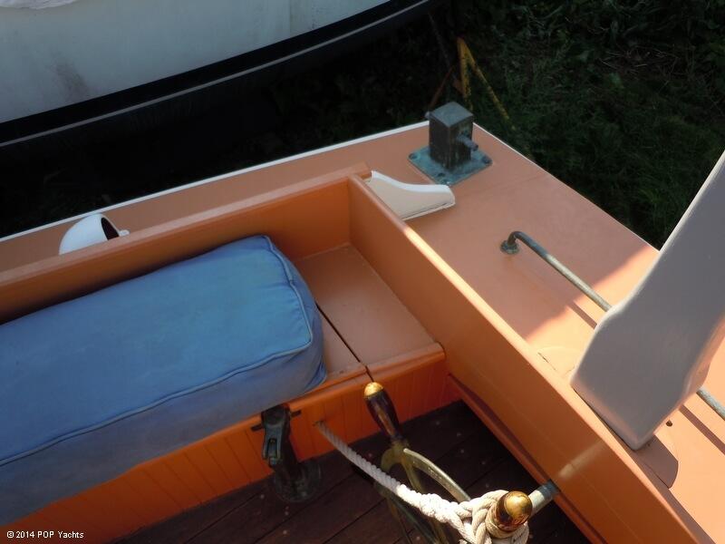 1935 Custom 22 Antique & Classic Catboat - Photo #36
