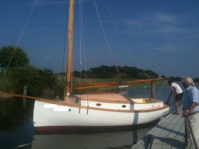Custom 22 Antique & Classic Catboat, 22', for sale - $18,000