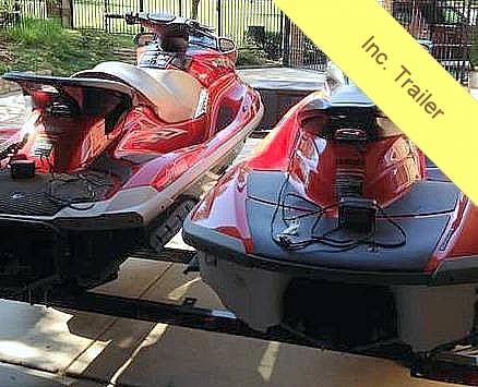2008 Yamaha FX Cruiser (2) - 2008 & 2004 Jet Skis - Photo #4