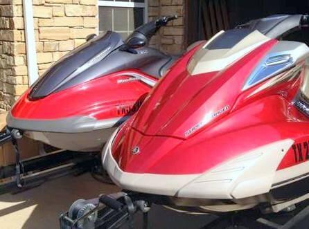 2008 Yamaha FX Cruiser (2) - 2008 & 2004 Jet Skis - Photo #5