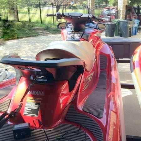 2008 Yamaha FX Cruiser (2) - 2008 & 2004 Jet Skis - Photo #8