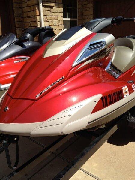2008 Yamaha FX Cruiser (2) - 2008 & 2004 Jet Skis - Photo #10