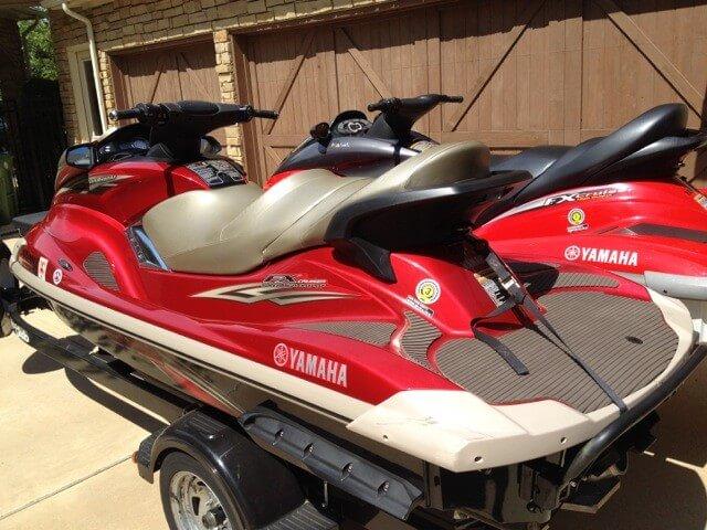 2008 Yamaha FX Cruiser (2) - 2008 & 2004 Jet Skis - Photo #3