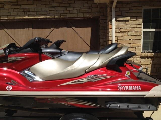 2008 Yamaha FX Cruiser (2) - 2008 & 2004 Jet Skis - Photo #11