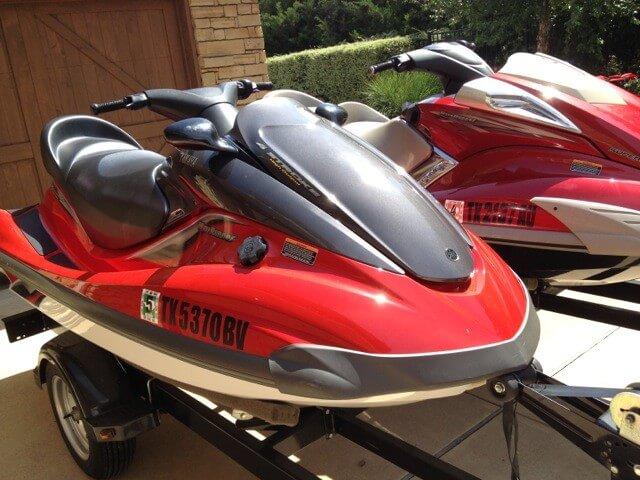 2008 Yamaha FX Cruiser (2) - 2008 & 2004 Jet Skis - Photo #17