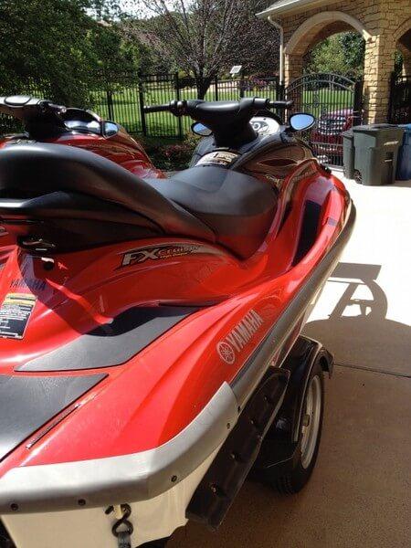 2008 Yamaha FX Cruiser (2) - 2008 & 2004 Jet Skis - Photo #21