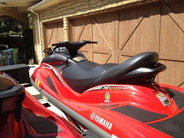 2008 Yamaha FX Cruiser (2) - 2008 & 2004 Jet Skis - Photo #24