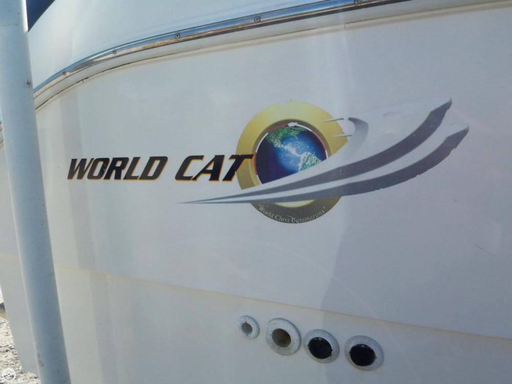 1999 World Cat 266 SF - Photo #13