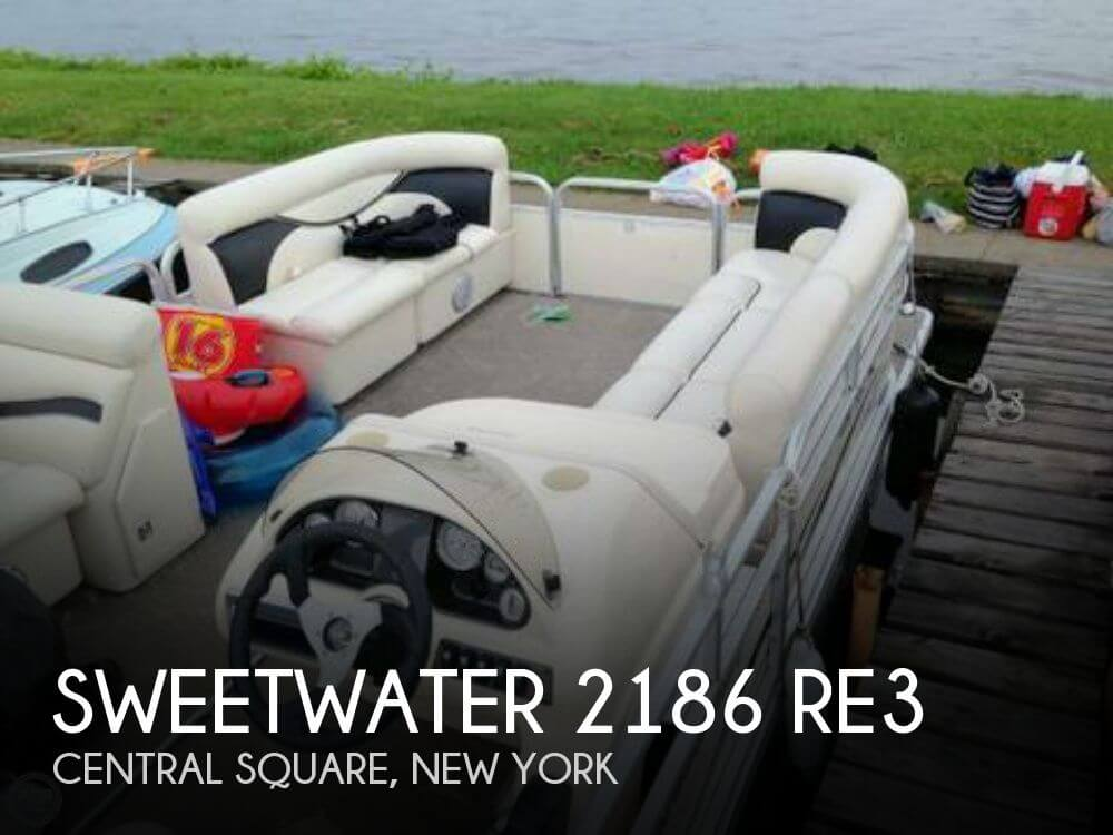 2009 SWEETWATER 2186 RE3 for sale