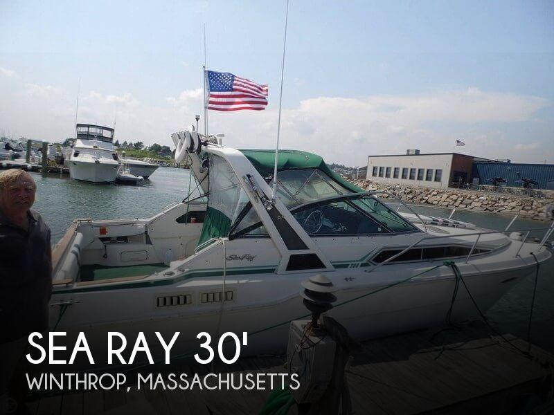 1989 Sea Ray 300 Sundancer
