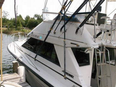 Phoenix 33 Convertible 1990, 33', for sale - $47,500