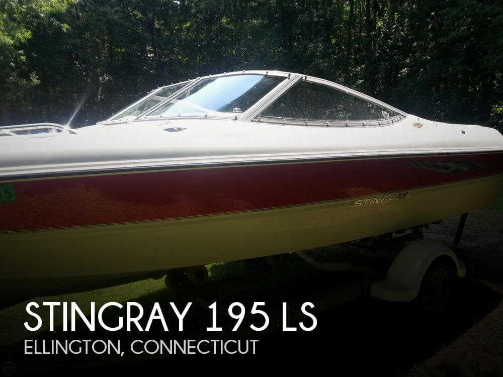 2006 STINGRAY 195 LS for sale