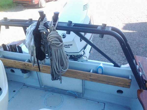 1984 Boston Whaler 20 Outrage - Photo #9