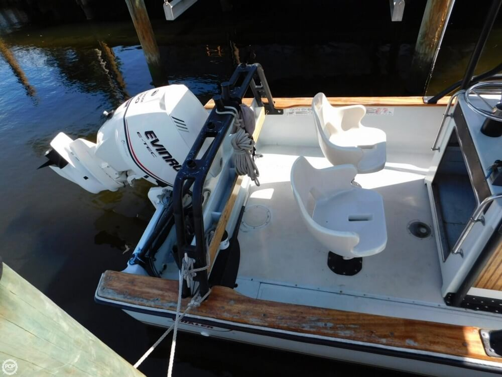 1984 Boston Whaler 20 Outrage - Photo #15