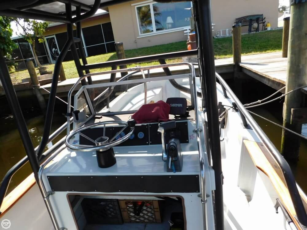 1984 Boston Whaler 20 Outrage - Photo #36