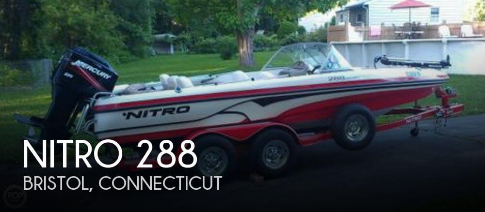 2007 NITRO 288 for sale