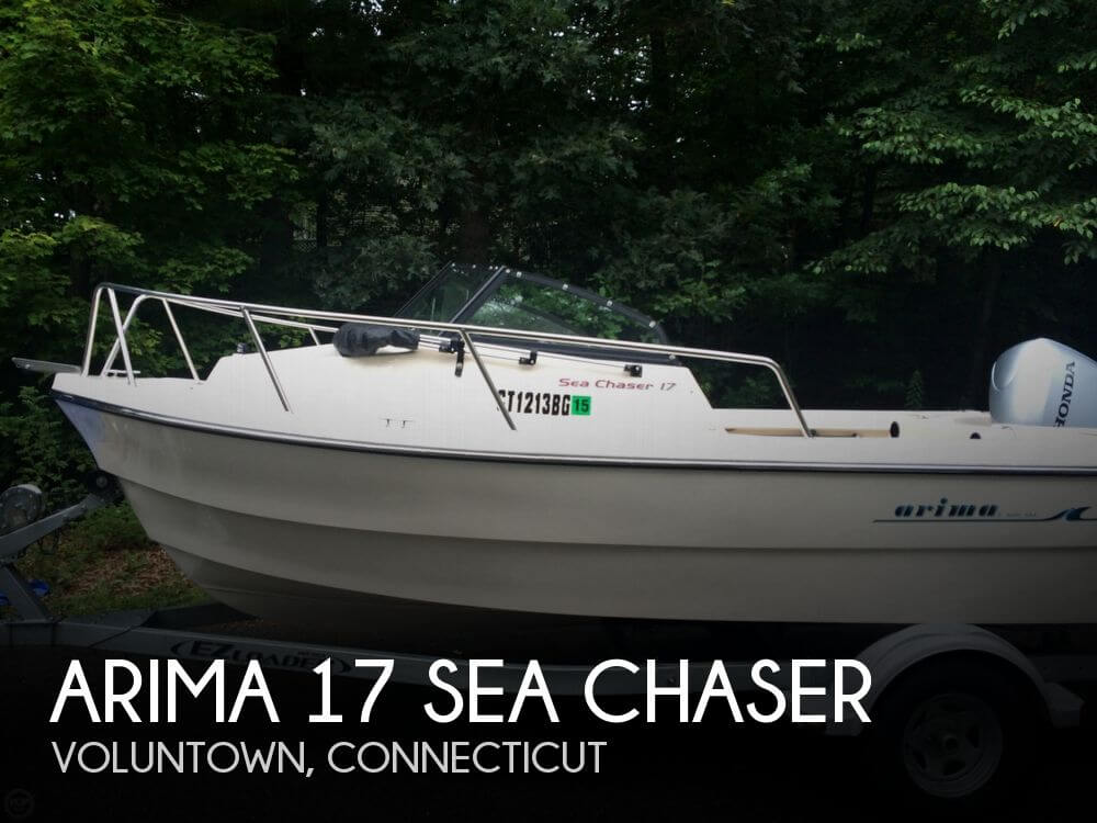 2013 ARIMA 17 SEA CHASER for sale