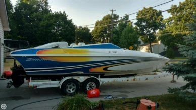 Sunsation 288 Intimidator, 28', for sale - $36,000