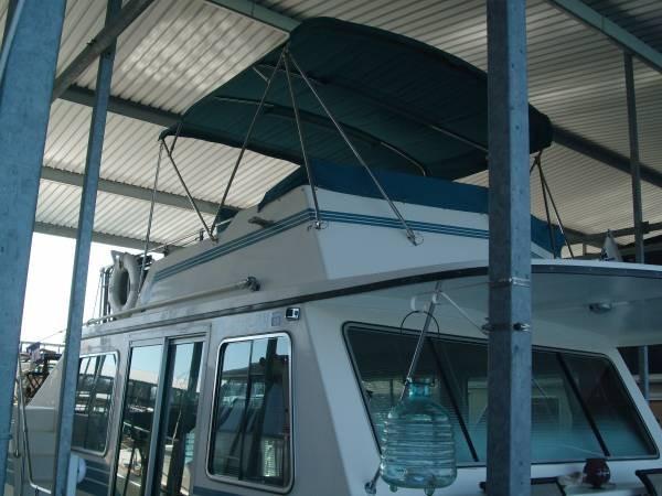 1990 Harbor Master 52 Widebody Houseboat - Photo #5
