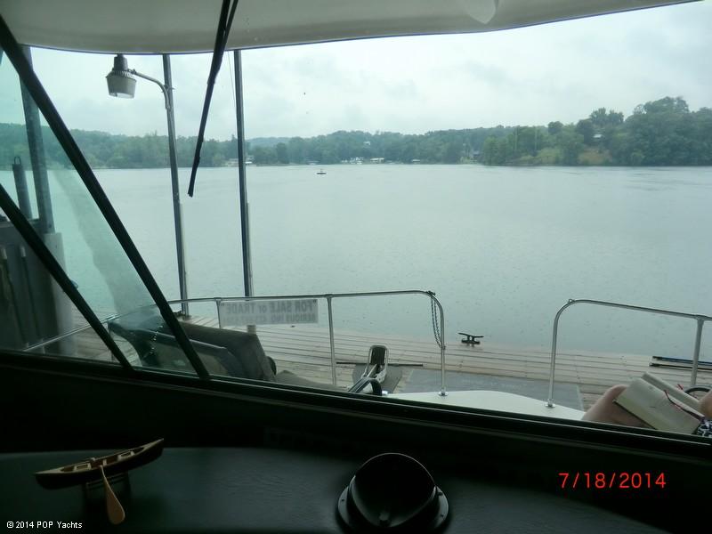 1990 Harbor Master 52 Widebody Houseboat - Photo #40