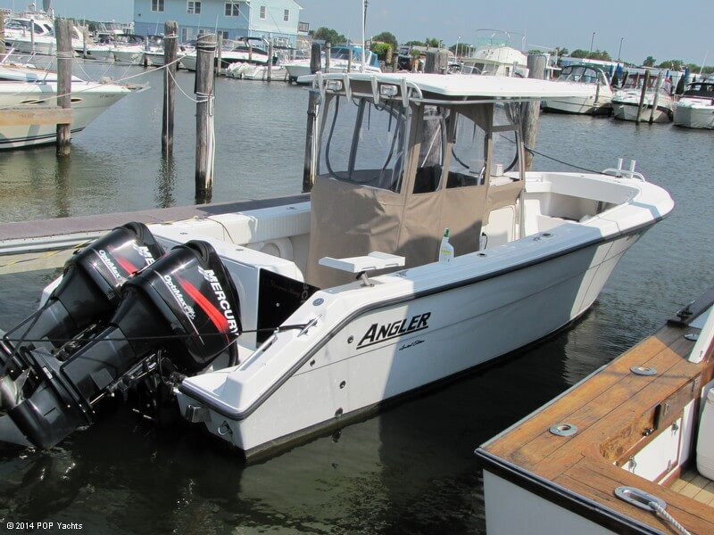 2007 Angler 260 Center Console - Photo #2