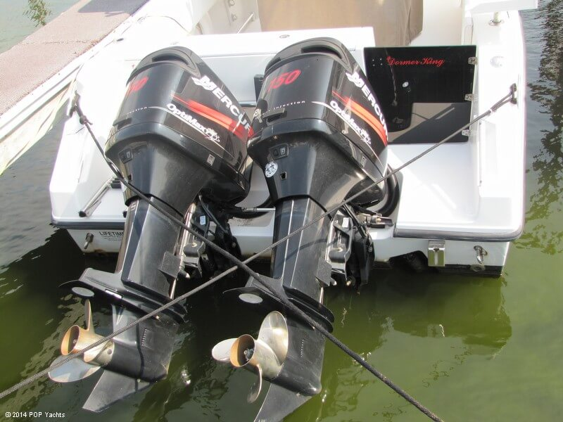 2007 Angler 260 Center Console - Photo #4