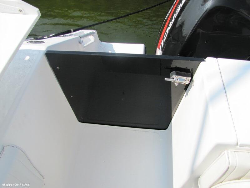 2007 Angler 260 Center Console - Photo #11