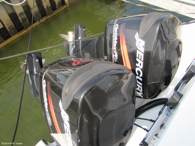 2007 Angler 260 Center Console - Photo #13