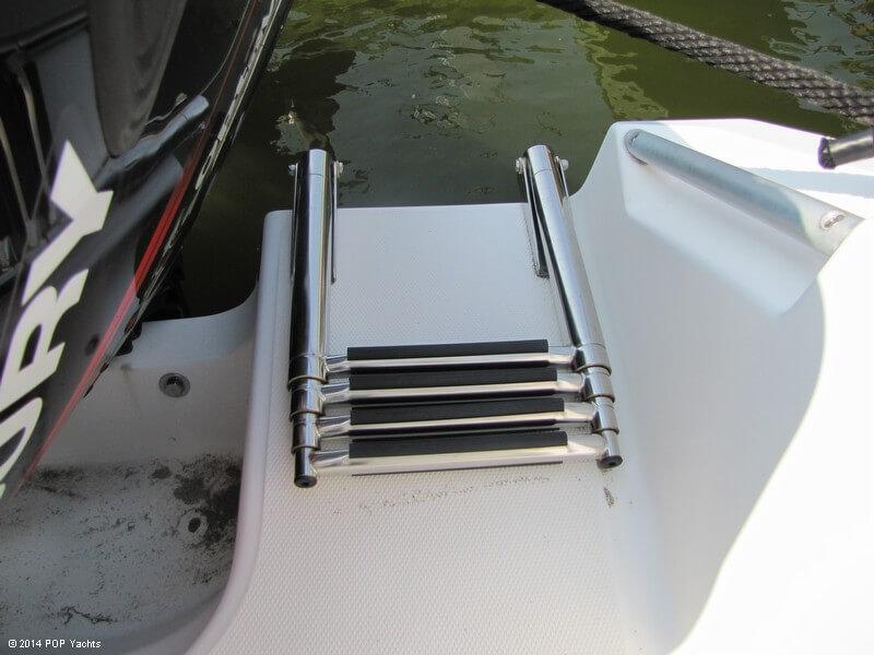 2007 Angler 260 Center Console - Photo #15