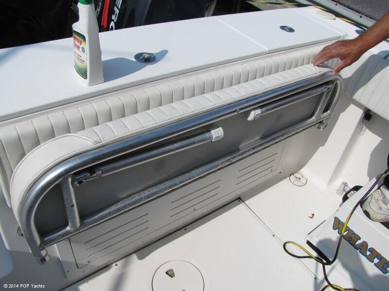 2007 Angler 260 Center Console - Photo #25
