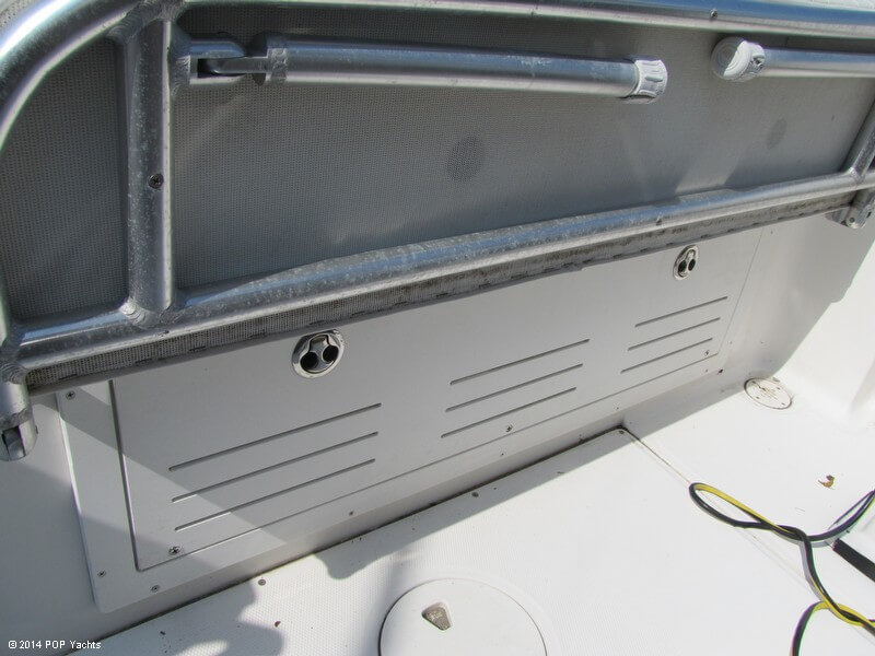 2007 Angler 260 Center Console - Photo #28
