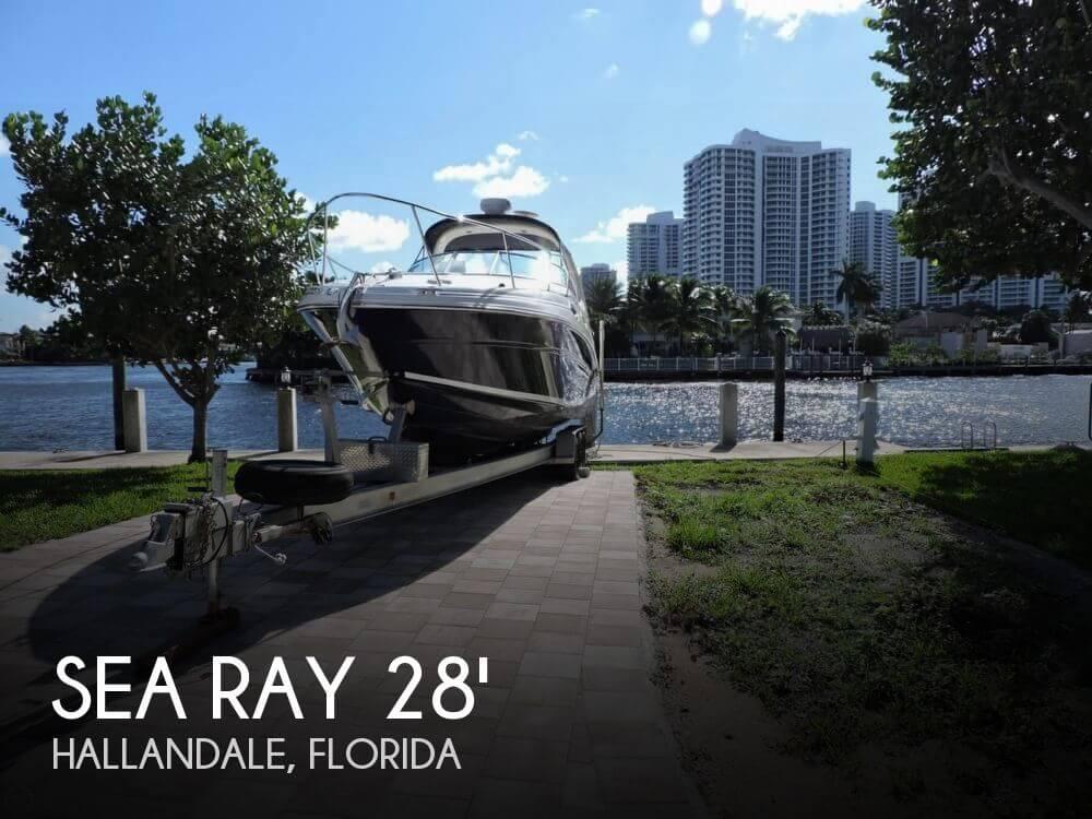 2004 Sea Ray 280 Sundancer - Photo #1