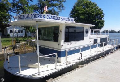 Nautaline 36 Silver Queen, 36', for sale - $22,000