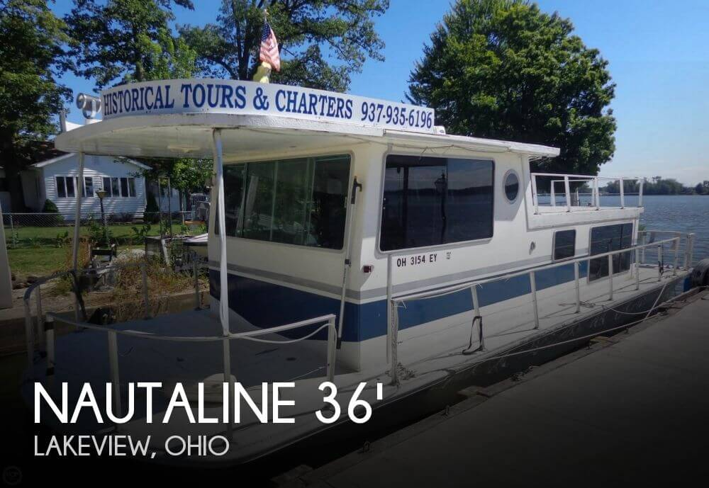 1977 Nautaline 36 Silver Queen - Photo #1
