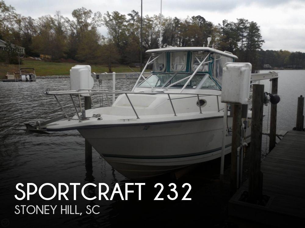 1998 Sport Craft 232 Fishmaster - Photo #1