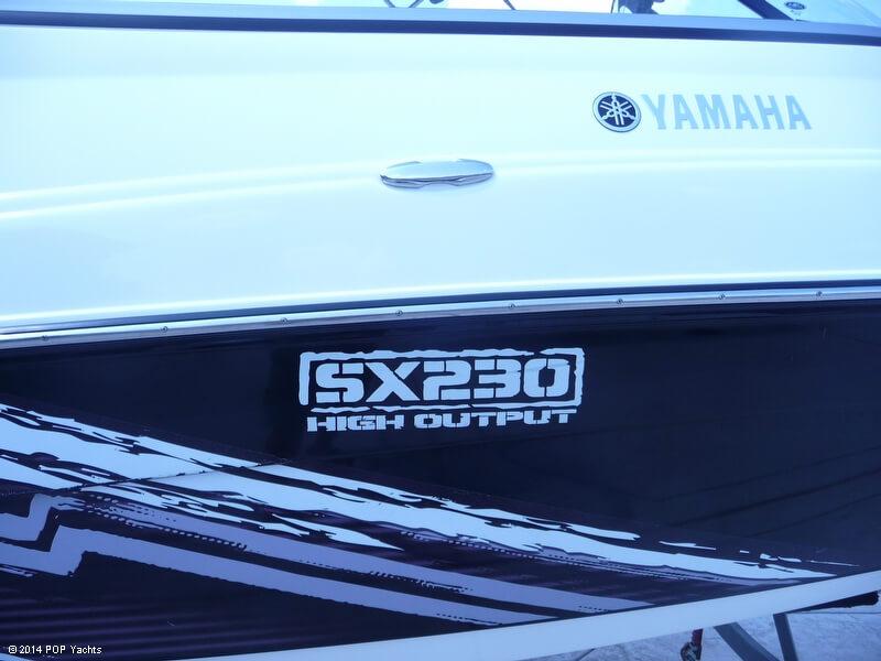 2008 Yamaha 230 SX High Output - Photo #8