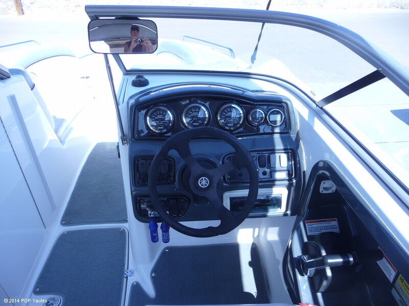 2008 Yamaha 230 SX High Output - Photo #22